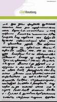 Mask Stencil CE185070_1124 Achtergrond tekst