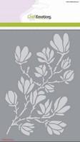 Mask Stencil CE185070_1240 Magnolia Spring Time