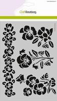 Mask Stencil CE185070_1239 Sweet Violets