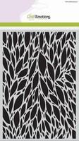 Mask Stencil CE185070_1011 Botanical Leaves A5 (20x15cm)
