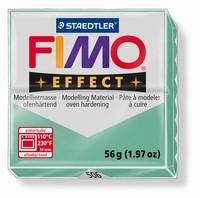 Fimo Soft effect Gemstone 8020-0506 Jade green 57 gram