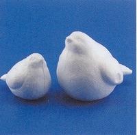 Styropor Vogel mus groot (VAE)