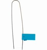 Styropor snijder 4cm breedte + kaartje met 10 draadjes
