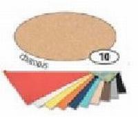 Rubberblad 2mm Chamois Folia23010 1vel A4 20x29cm