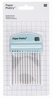 Paper Poetry 99000.63.03 Quilling Comb 6,5x10,5cm