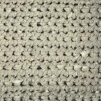 Ihr servet L 574745 (5x) Crochet grey