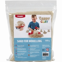 Sandy Clay Dynamic Sand naturel Paulinda 78268 1 kilo