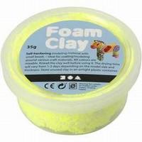 Foam Clay Creotime78929 Neon Geel