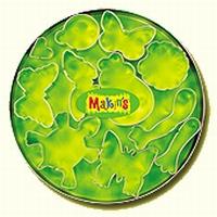 Makin's Clay uitsteekvormen in blik,1051 Dieren/insekten