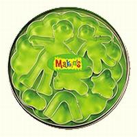 Makin's Clay uitsteekvormen in blik,1052 Kinderen