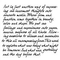 Stencil TCW484 template Gedicht over ART art.3603-210 12inch/30x30cm