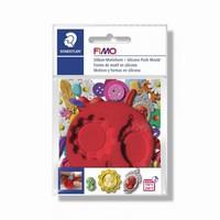 FIMO siliconen duwvorm 8725-25 Camee