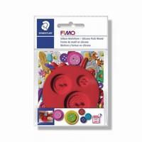 FIMO siliconen duwvorm 8725-26 Knopen
