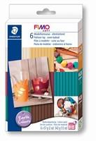 Fimo Soft set colour pack 8023-07 Earth Colours