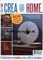 Powertex Crea@Home nr. 1 Molenstenen A4 Tijdschrift