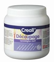 Creall Decoupage lijm/vernis mat 250 ml