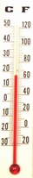 Thermometer 8cm DH840040