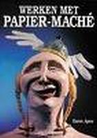 Boek: Karen Apon, Werken met Papier Mache