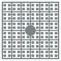 Pixelmatje 120 muisgrijs