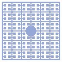 Pixelmatje 111 extra licht lavendelblauw