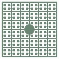 Pixelmatje 115 antiekgroen