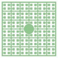 Pixelmatje 116 mintgroen