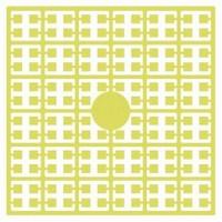 Pixelmatje 117 limoengeel
