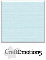 Linnenkarton Baby Blauw 250grams Craftemotions 01232_1060