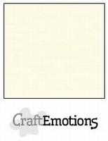 Linnenkarton Ivoor 250grams Craftemotions001232_1305