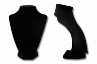 Sieradendisplay voor halsketting 22cm x 18cm fluweel