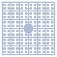 Pixelmatje 466 hemelsblauw