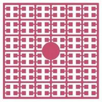 Pixelmatje 458 hortensiaroze