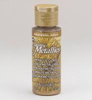 Deco Art Metallic Glaze DGM03 Medieval Gold