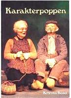 Karakterpoppen, Bets van Boxel A4 paperback