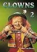 Clowns 2, Bets van Boxel A4 paperback