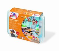 Fimo Kids Create & Play set 8033-05 Pirate Birthday Box