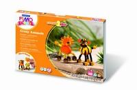 Fimo Kids Create & Play set 8033-07 Crazy Anima/Leeuw+Tijger