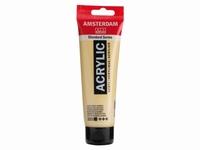 Amsterdam standard acrylverf 120ml;223 Napelsgeel donker