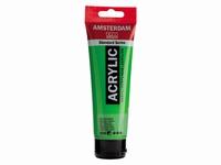 Amsterdam standard acrylverf 120ml;605 Briljantgroen