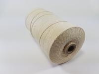 Katoen macrame touw spoel nr.16 890030_1601 Ecru