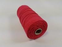 Macrame touw 1,5mm/110meter 890030_1606 Rood