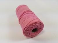 Macrame touw 1,5mm/110meter 890030_1607 Roze