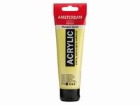 Amsterdam standard acrylverf 120ml;274 Nikkeltitaan geel