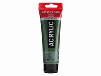 Amsterdam standard acrylverf 120ml;622 Olijfgroen donker