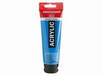 Amsterdam standard acrylverf 120ml;572 Primaircyaan