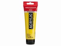 Amsterdam standard acrylverf 120ml;275 Primairgeel