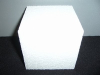 Styropor/Piepschuim Kubus 10cm