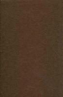 12274-7418 Synthetisch Vilt Brown 1mm H&C Fun 20x30cm/5 stuks