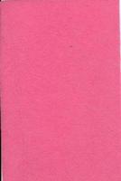 12274-7408 Synthetisch Vilt Dark Pink 1mm H&C Fun