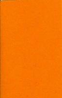 12274-7412 Synthetisch Vilt Orange 1mm H&C Fun